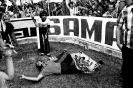 Chegada dos jogadores do Corinthians