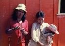 Casal índios Caiagangue
