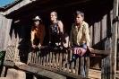 Colonos moradores da Reserva Rio das Cobras
