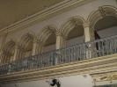 Igreja de São Cristóvão detalhe interno