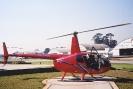 Helicóptero Campo de Marte