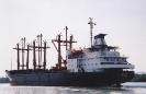 Navio Porto de Santos